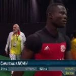 Rio 2016: Ghana's weightlifter, Christian Amoah bows out
