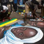 Ghana's contemporary art hits the streets