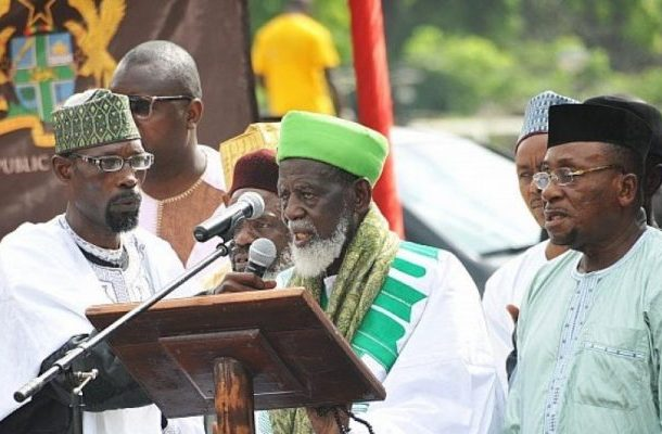 Stop Pitching Muslims Against Parties - Chief Imam's Office