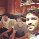 Chelsea player Diego Costa confuses fans with this photo of himself and his brother