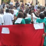Damongo  Nurses strike over security concerns