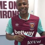 Andre Ayew set to make West Ham debut today