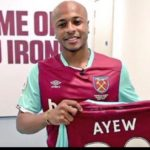 A-yew Gone? Yes! As Junior Brother Hails Senior Ayew