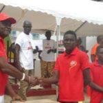 Derrick Dowuona wins Osu Homowo marathon race