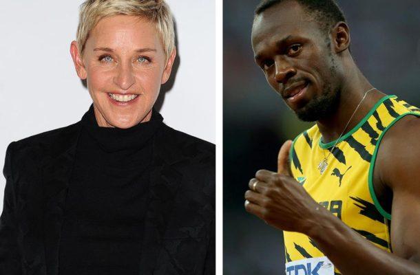 Ellen DeGeneres's Usain Bolt tweet deemed racist