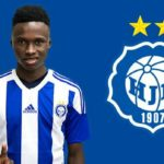 Inter Allies teenager joins HJK Helsinki on a season long loan deal