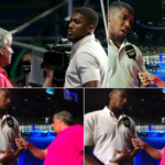 Fans blast BBC journalist John Inverdale, accuse him of 'ignoring' Anthony Joshua during 'disrespectful' interview