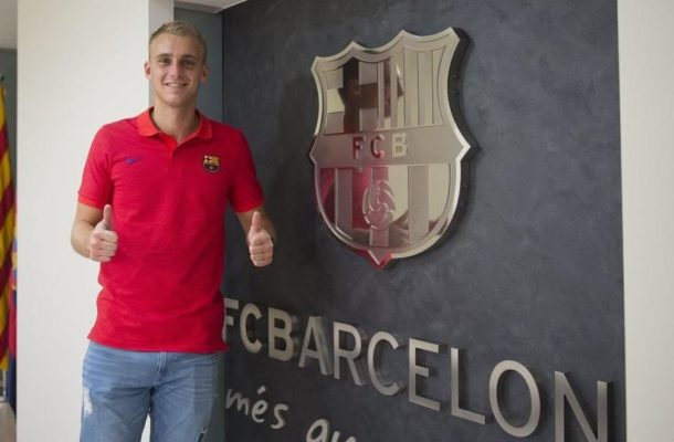 FC Barcelona sign Jasper Cillessen from Ajax Amsterdan