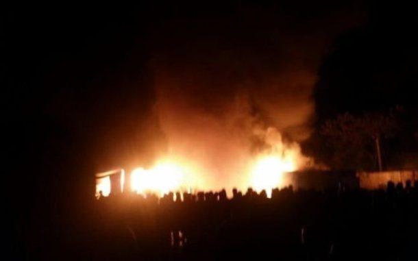 VIDEO: Boyfriend sets lover ablaze; one relative dies