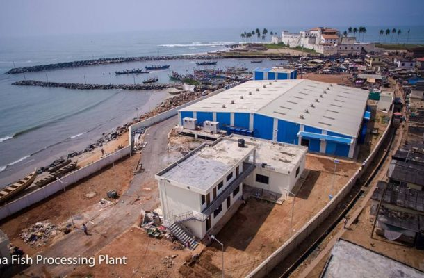 Elmina Fish Plant to Create 100s of Jobs - Felix Ofosu Kwakye