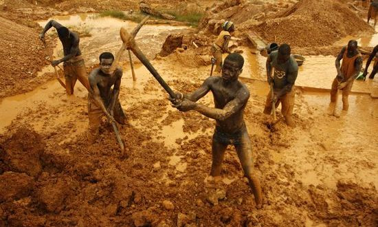 Illegal mining, logging hindrances to achievement of SDG