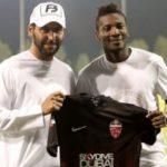 CONFIRMED: Asamoah Gyan completes loan move to Al Ahli