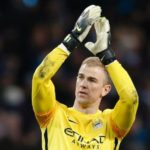 Pep Guardiola: Hart can leave he puts in transfer request