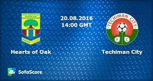 Hearts Of Oak Face Techiman City In A Must Win Game At Accra Sports Stadium