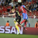 Muniru Sulley Elated To Play Against Guadiola's City