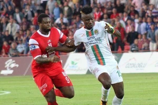 Ex-Hearts Defender Nuru Sulley set for Turkish season opener against giants Basiktas