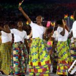 "Ghana Branded The ""Worst"" Dressed During Rio Olympics Opening Ceremony"
