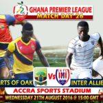 GhPL Preview. : Hearts Host Relegation Threaten Inter Allies
