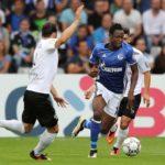 Baba Rahman Stars In Schalke DFB Cup Win.