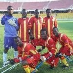 Ghana Amputee Team Black Challenged To Play Mini Tourney