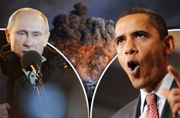 War awaits as US warns Russia: 'Hit us one more time and we WILL hit back'