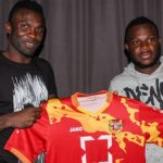 Ghana Duo Awal And Frimpong Fails To Make Debut In Russia