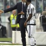 Juve Coach Allegri hails Kwadwo Asamoah