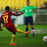 Debutant Black Stars new boy Yaw Yeaboah to benefit from Ayew's air tickets.