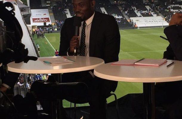 Ghana Legend Micheal Essien Turns Pundit
