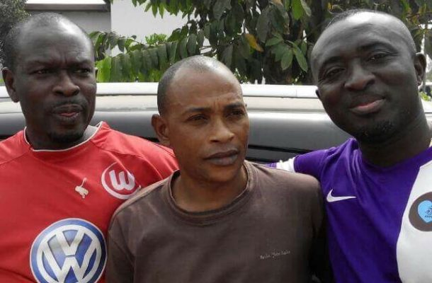 """Ex Okwahu United Player Bello, Tips """"Asaase Aban"""" Boys To Win FA Cup"""