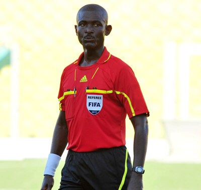 2016 RIO OLYMPIC GAMES: Ghana's Joseph Lamptey handed 4th official role in Korea-Honduras clash on Saturday