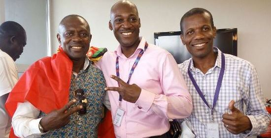 Kotoko Visits Sponsors Hollard Ahead Of Liberty Clash