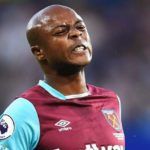 Andre Ayew Falls Victim Of West Ham Injury Curse