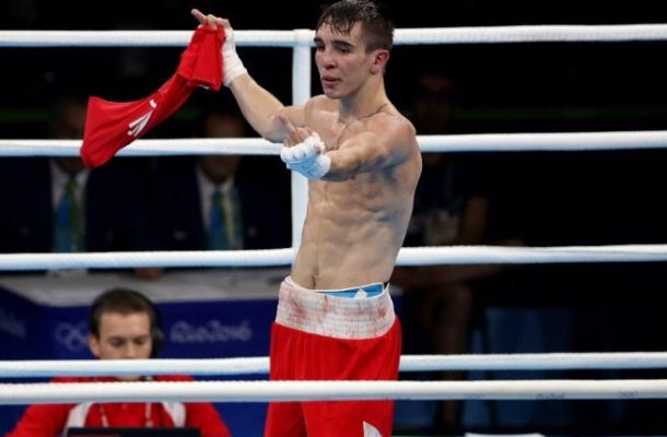 Irish boxer in middle finger attack on Rio 2016 judges, claims Vladimir Putin bribed them