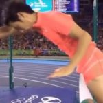 Japanese pole vaulter's Olympic dream crushed by his own penis