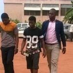 JB Danquah's killer appear in court with two Bibles