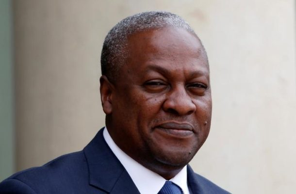 Ghana's president promises return to prosperity as he kicks off re-election campaign