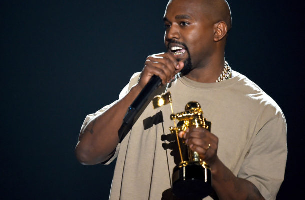 Video: Kanye West's epic speech at the VMAs