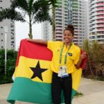 Rio 2016: Ghana's 14-yr-old swimmer Kaya Forson eliminated