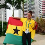 Young Kaya Forson to begin Ghana's Olympic campaign today