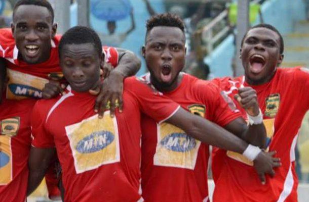 Match Report: Liberty Professionals 0-2 Asante Kotoko - Porcupines upstage Scientific Lads