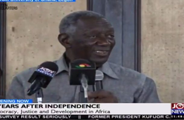 4-year presidential term not enough – Kufuor resurrects debate