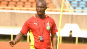 VIDEO: Coach Kwasi Appiah is doing a 'Menopause job'