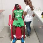 Laryea Kingston Undergo Medicals For New Club.
