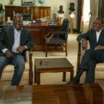 Ghana and Kenya agree to promote intra-trade after Uhuru, Mahama meet