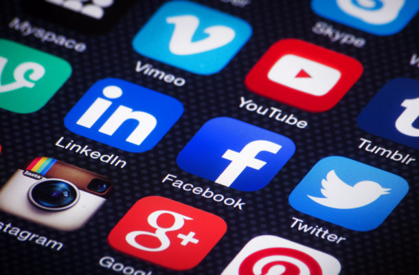 Retail business booms on social media