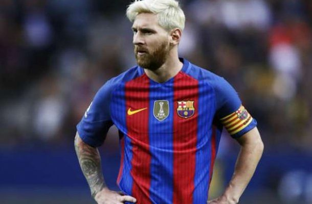 UEFA Best Player: Messi snubbed