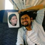 Man goes on honeymoon with wife's photo after she loses passport