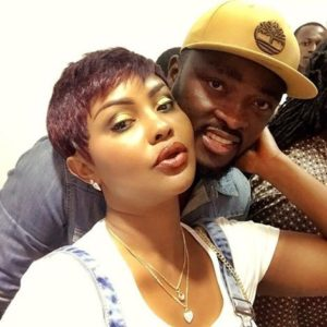 Nana Ama McBrown and husband make fans jealous with throwback video