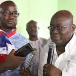 """""""Residents Of Western-North will decide whether I Slept Or Not"""" Akufo-Addo To Mahama"""